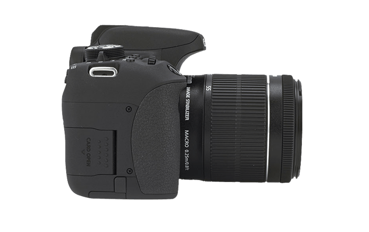 Canon EOS 750D - EOS Digital SLR and Compact System Cameras