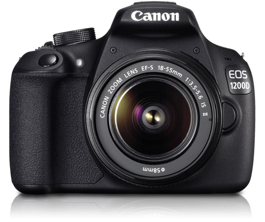 Discover The EOS 1200D