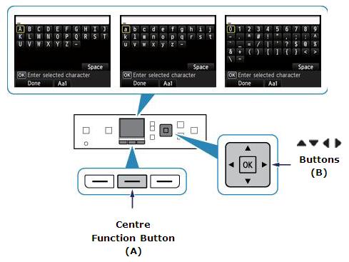 PIXMA MG8 Wireless Connection Setup Guide - Canon UK