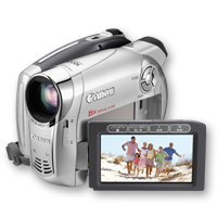 NEW DRIVER: CANON DC220 CAMCORDER