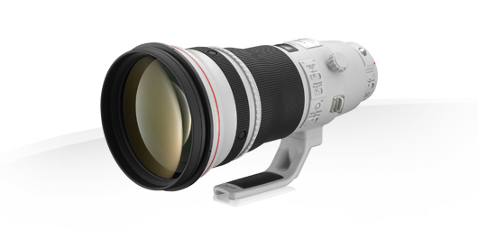 EF 400mm f/2.8L IS II USM