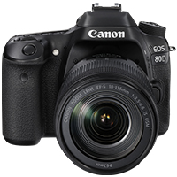 EOS 80D - Support - Download drivers, software and manuals