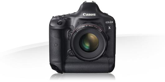 Canon EOS-1D X - EOS Digital S...