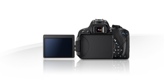 Canon EOS 700D - EOS Digital SLR and Compact System Cameras