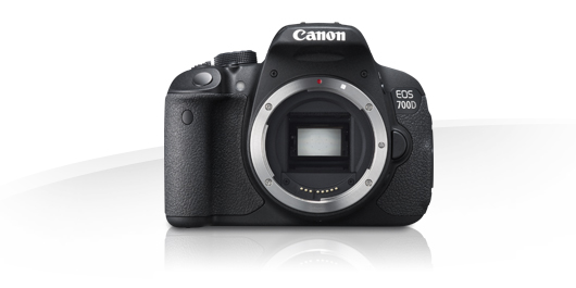 Canon EOS 700D - EOS Digital SLR and Compact System Cameras - Canon on