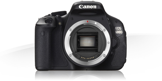 Canon EOS 600D - EOS Digital SLR and Compact System Cameras