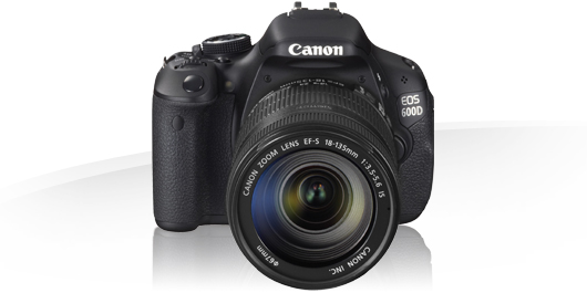 Canon Eos 600d Eos Digital Slr And Compact System Cameras