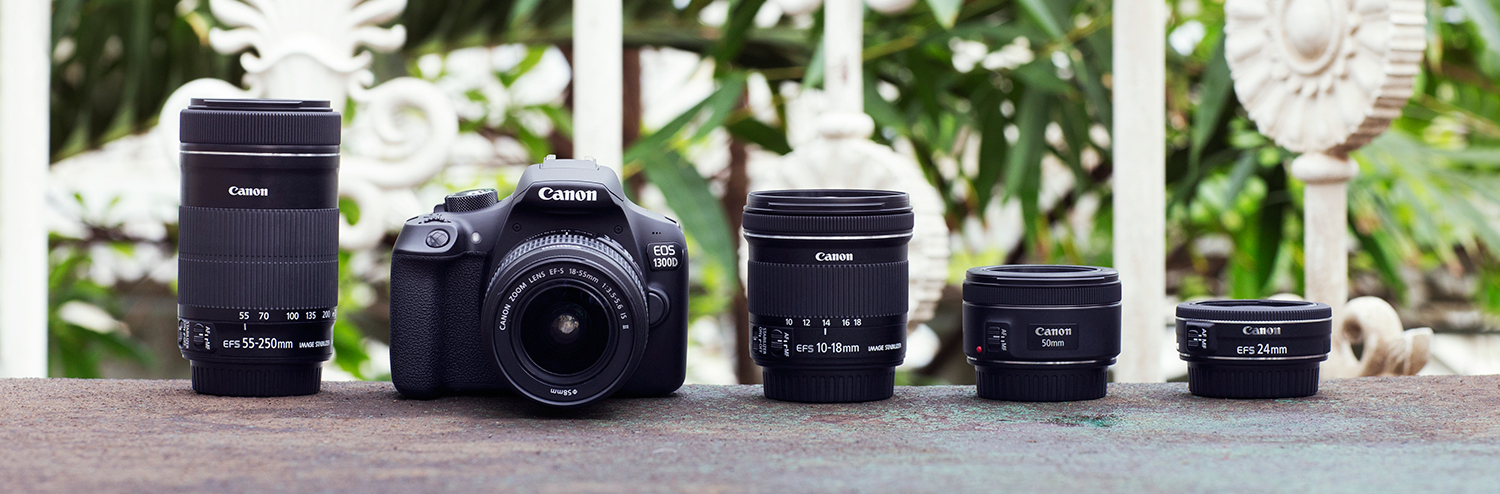 Canon EOS 1300D - EOS Digital SLR and Compact System Cameras