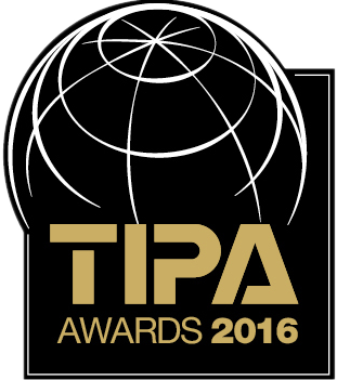 TIPA  awards 2016 for the best photo/video professional camera