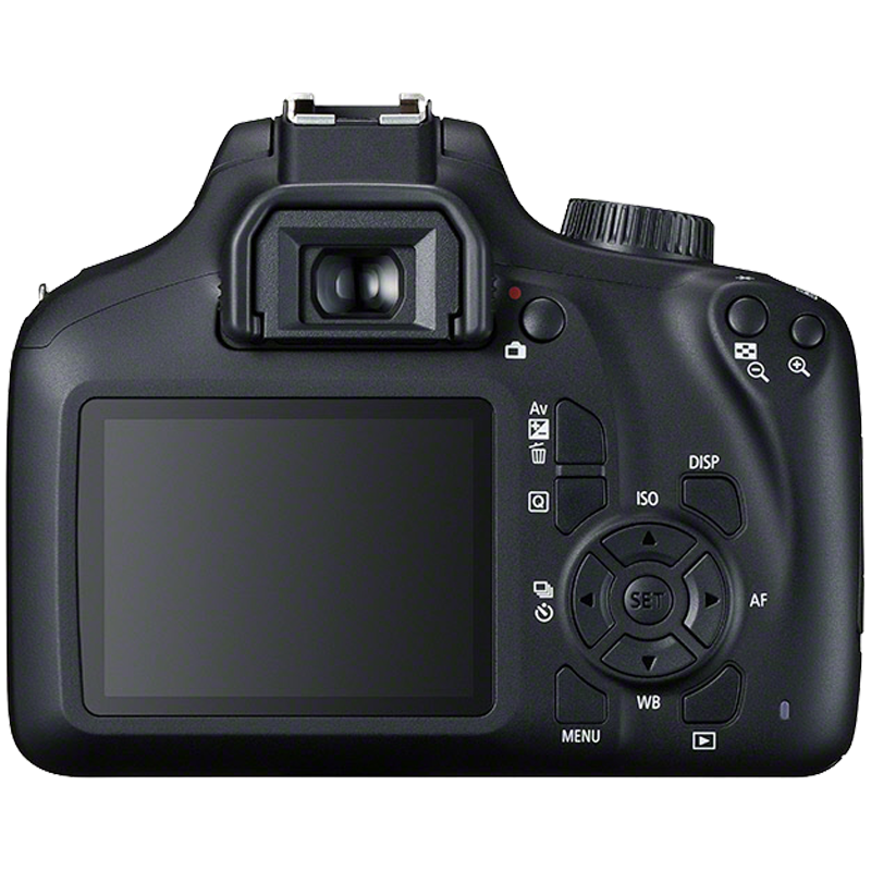 Specifications & Features - Canon EOS 4000D - Canon UK
