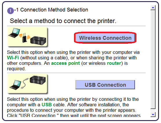 PIXMA MG3150 Wireless Connection Setup Guide - Canon UK