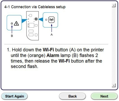 PIXMA MG3540 Wireless Connection Setup Guide - Canon UK